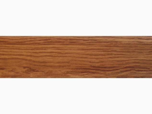 LI-1 elastic skirting board Oak