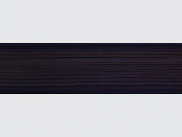 LI-1 elastic skirting board Wenge