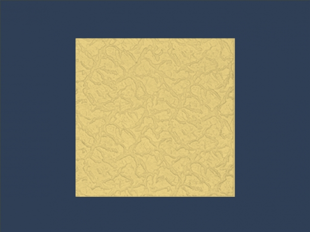 BRYZA BEIGE overlapping ceiling tile
