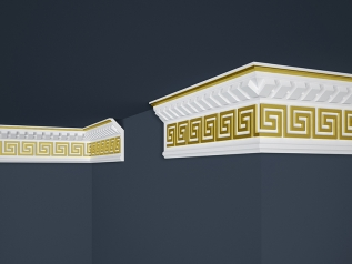 Decorative moulding B-25G