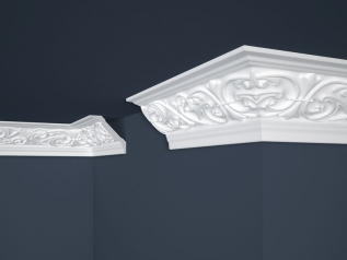 Decorative moulding B-44