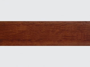 LI-1 elastic skirting board Country Mahogany