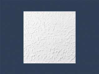 PASAT overlapping ceiling tile