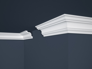 Decorative moulding E-25