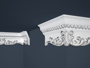 Decorative moulding B-36S