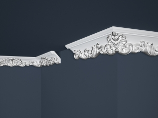 Decorative moulding B-35S