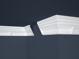Decorative moulding B-38