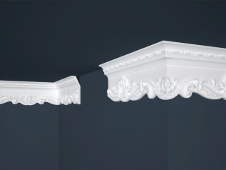 Decorative moulding B-49