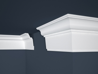 Decorative moulding B-33