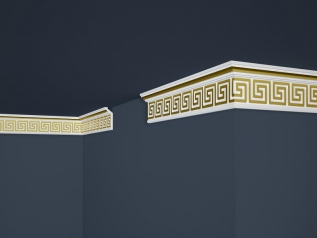 Decorative moulding B-21G