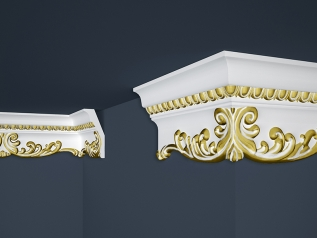 Decorative moulding B-36G