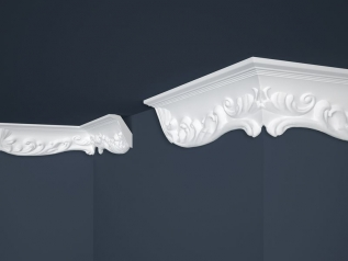Decorative moulding B-45