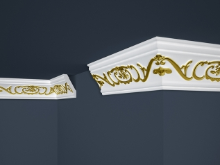 Decorative moulding B-26G