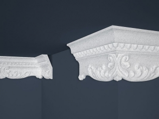 Decorative moulding B-36 GRAY