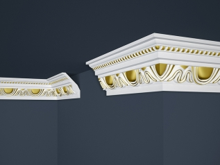 Decorative moulding B-24G