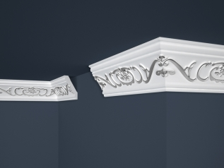 Decorative moulding B-26S