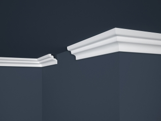 Decorative moulding E-7