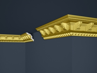 Decorative moulding B-23SG