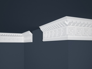 Decorative moulding B-25