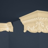Decorative moulding B-36 BEIGE